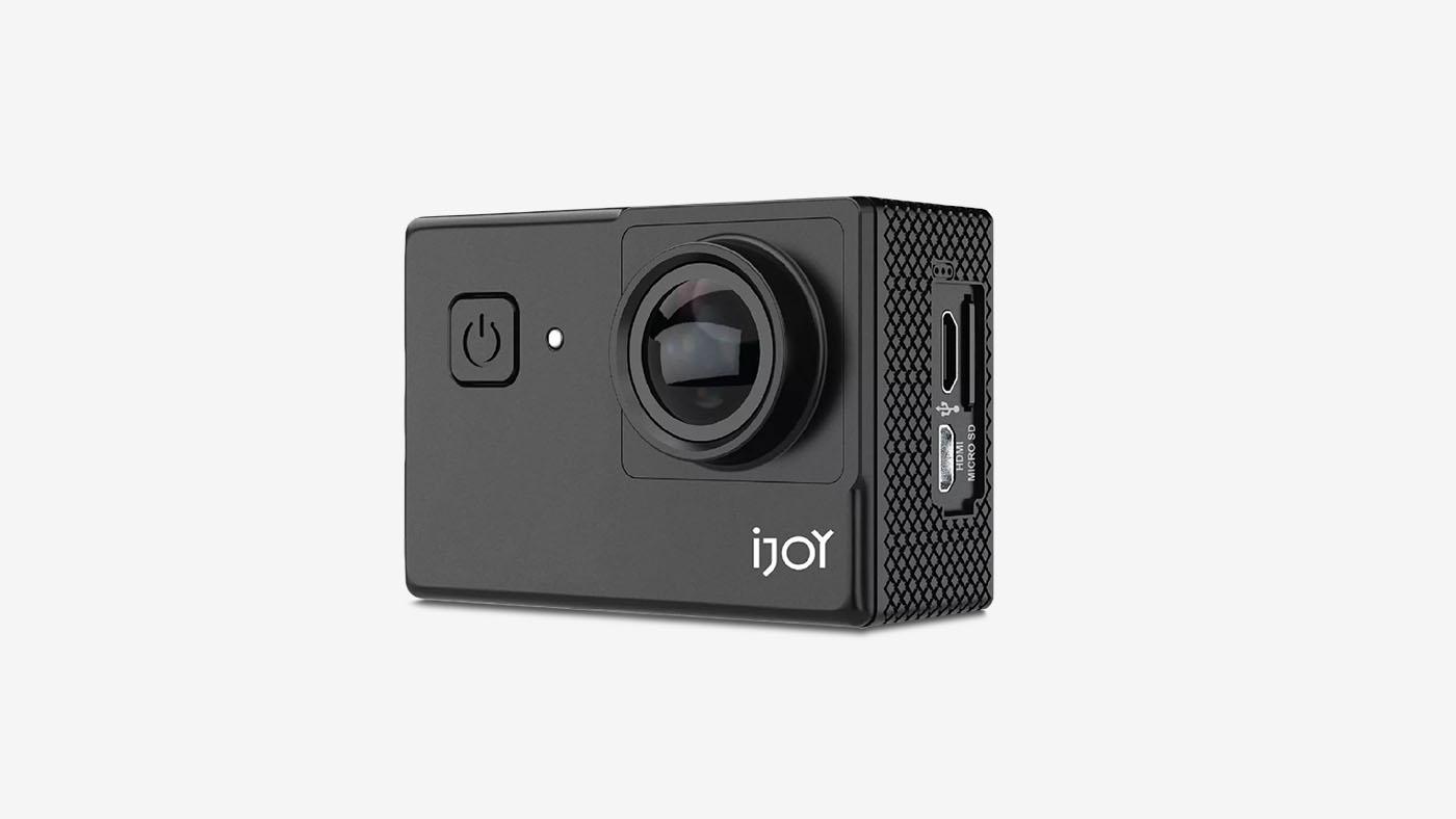 iJoy IJACVS01-SC Visionne 4K Action Camera