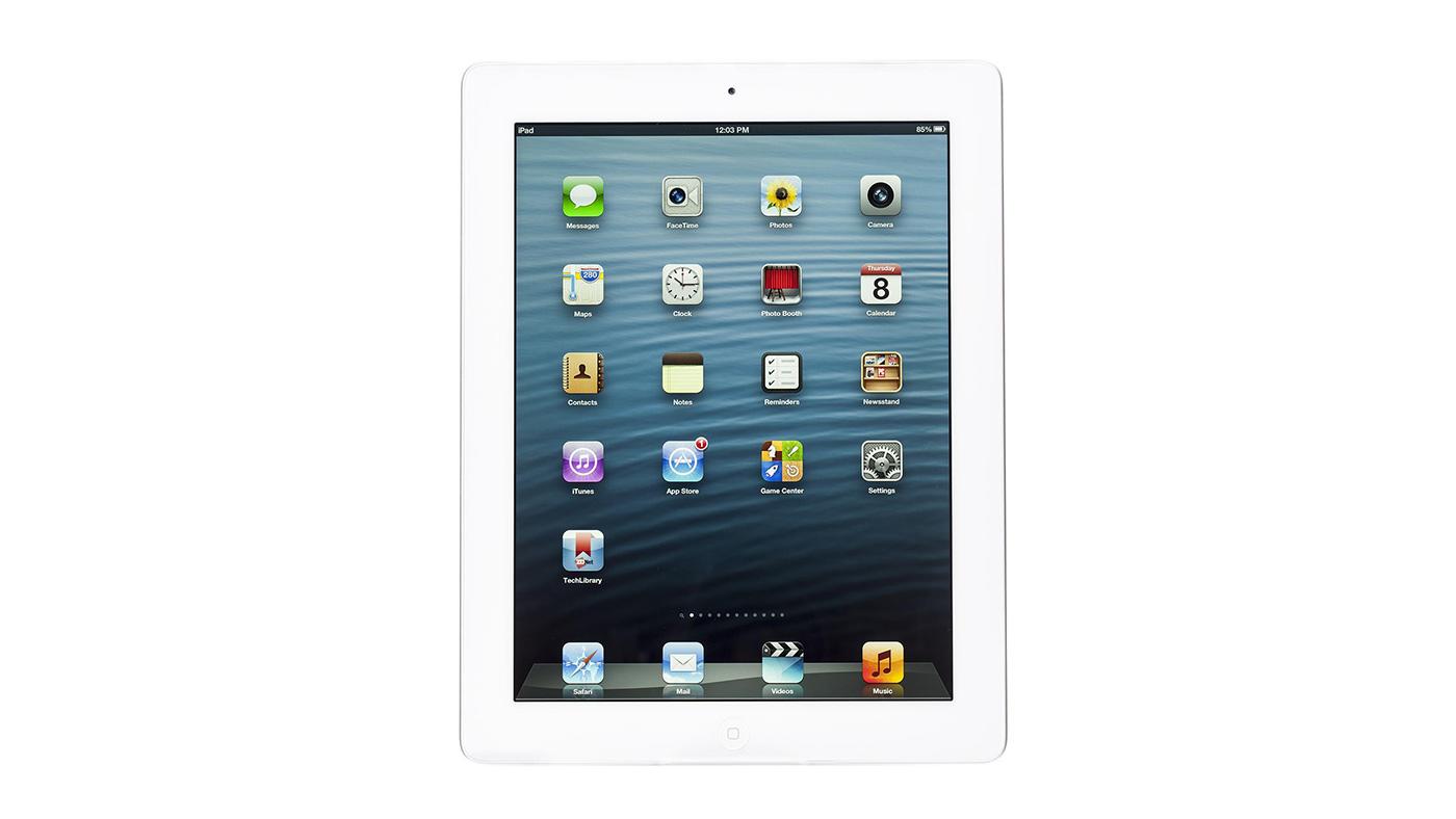 Apple iPad 4th Gen 16GB White