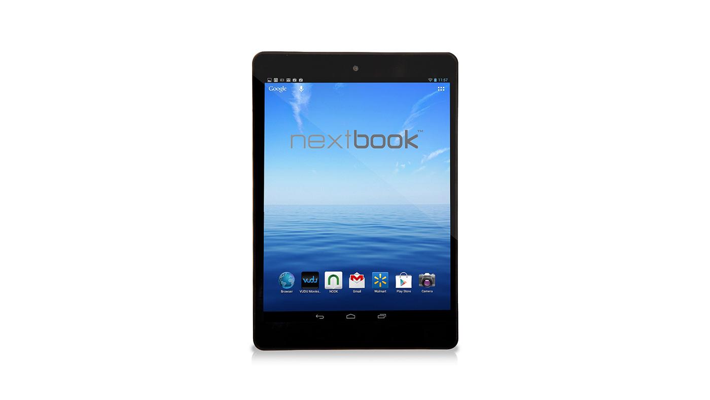 Nextbook NX785QC8G 7.85-inch 8GB Black Quad Core Tablet