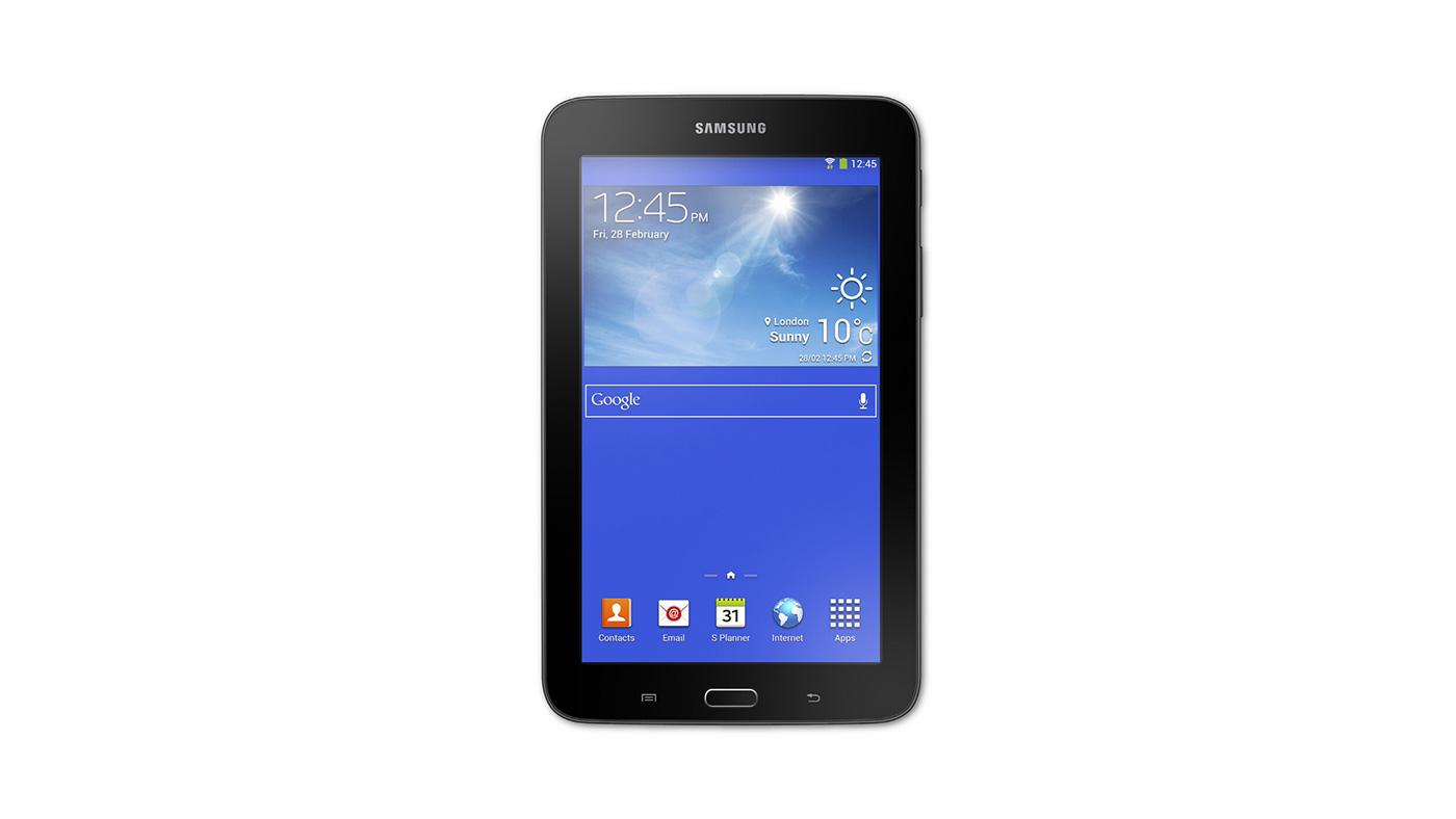Samsung Galaxy Tab 3 7.0-inch 16GB Black Cellular AT&T