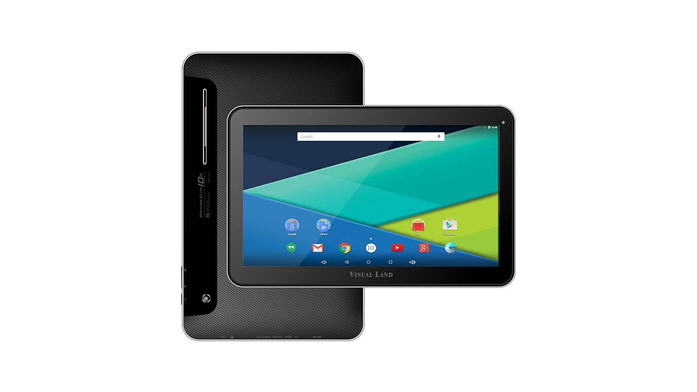 Visual Land Prestige Elite 10.1-inch Tablet 8GB