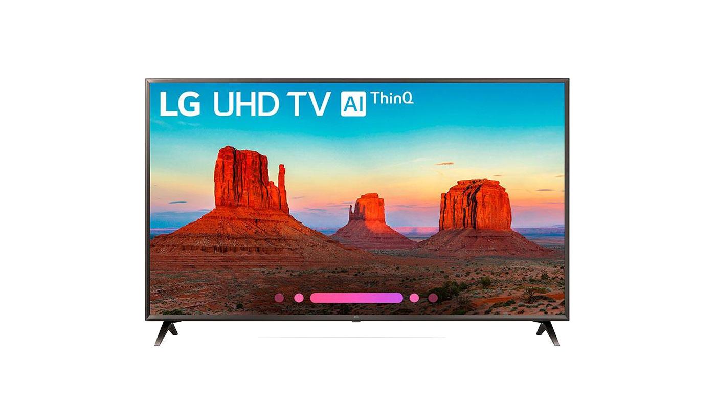 LG 50-inch Class 4K 2160p Smart LED TV