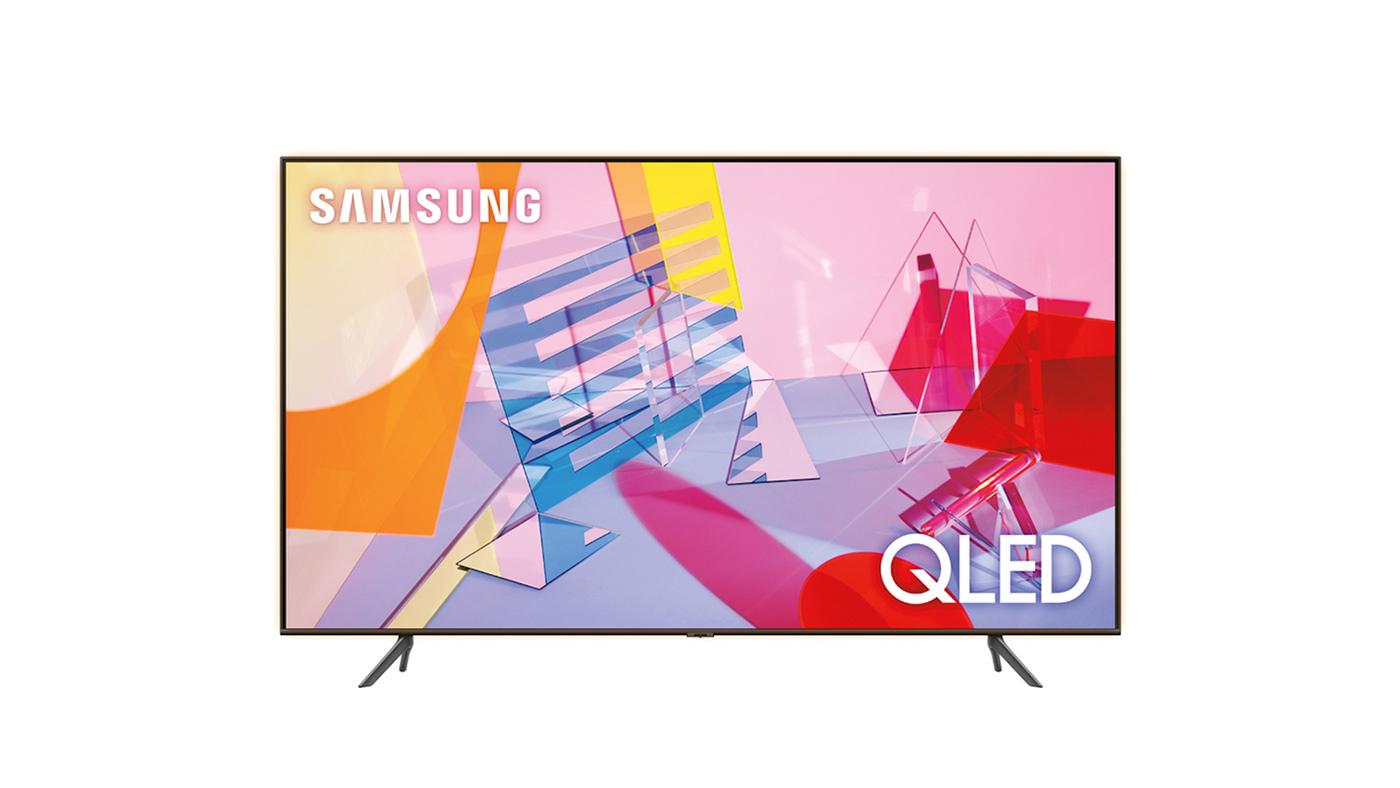 Samsung 50-inch Class 4K 2160p Smart QLED TV
