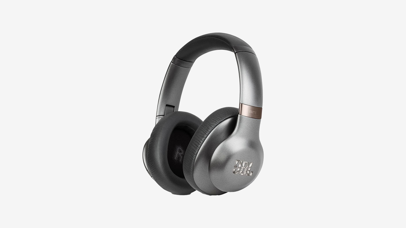 Refurbished JBL Wireless Over-Ear Headphones with Noise Cancellation
