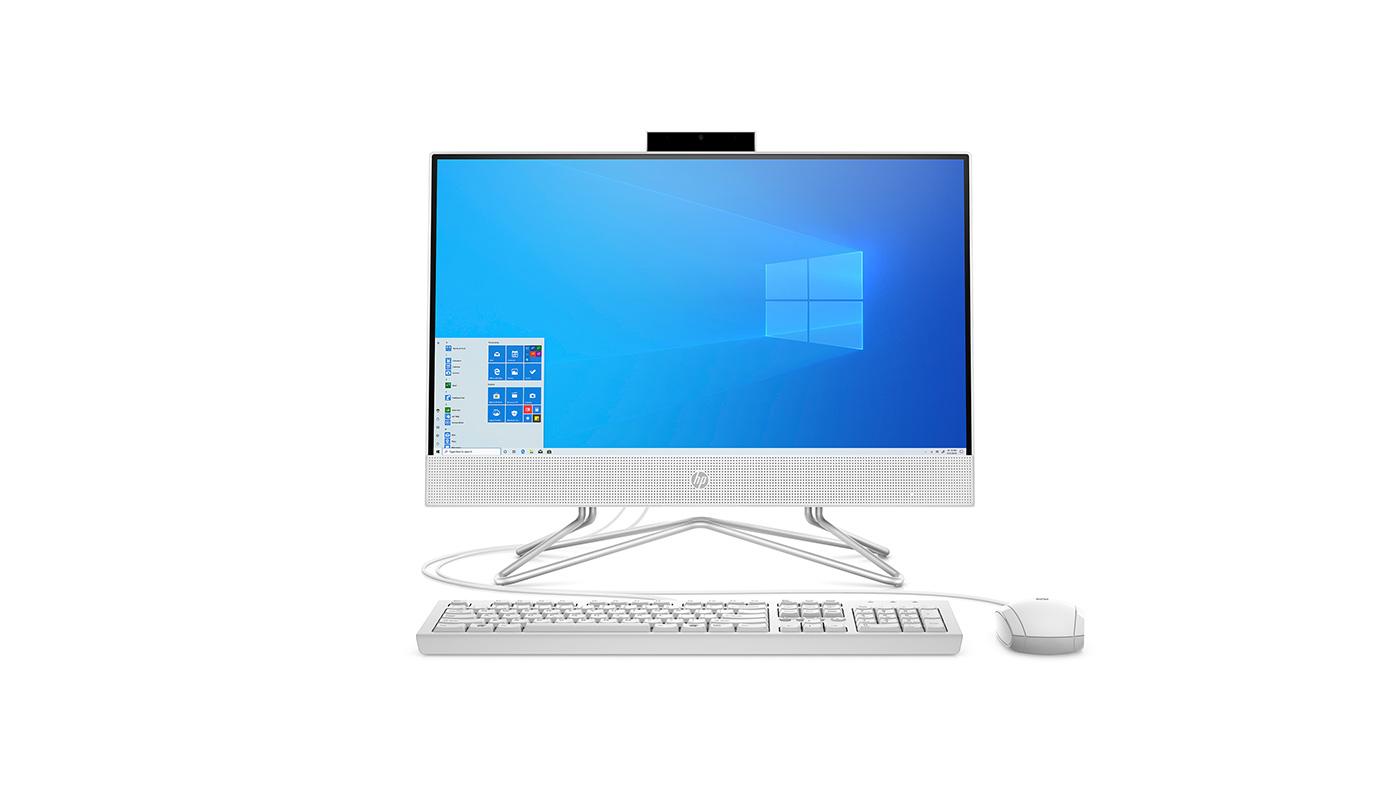 HP 22-df0003w 21.5-inch Win 10 Home White
