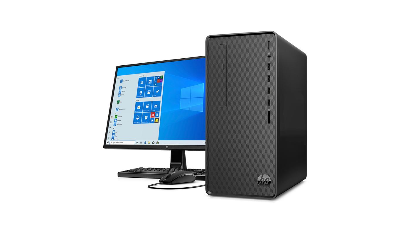 HP M01-F1033wb Win 10 Home Black
