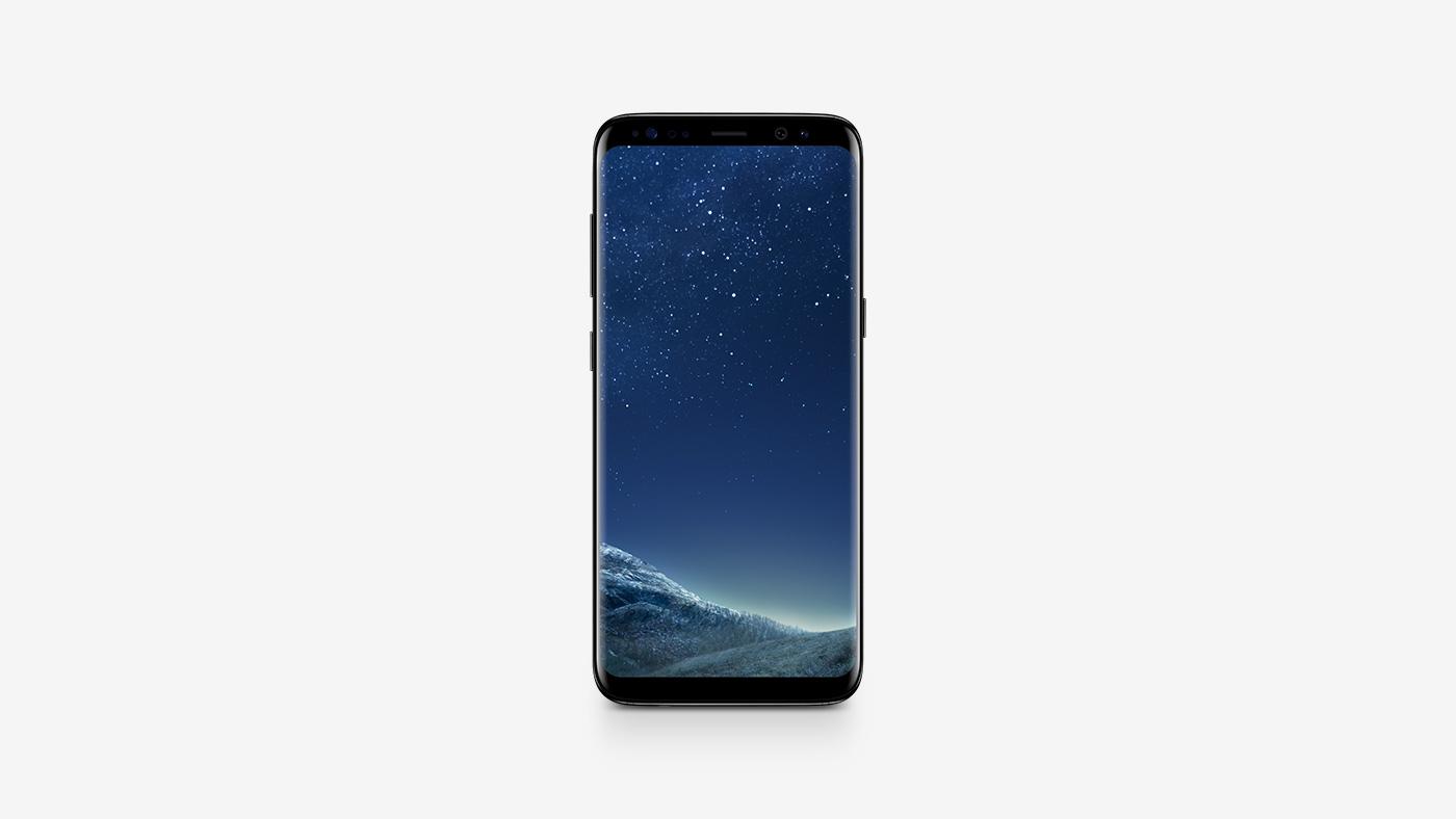Samsung SM-G950U1 Galaxy S8 64GB Midnight Black LTE Cellular Unlocked