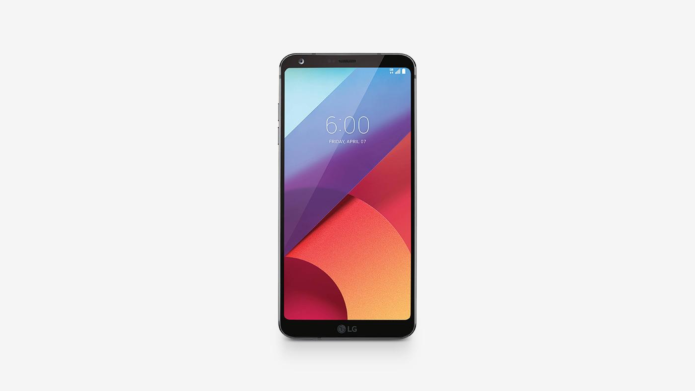 LG LGUS997.AUSABK G6 32GB Unlocked Smartphone, Black