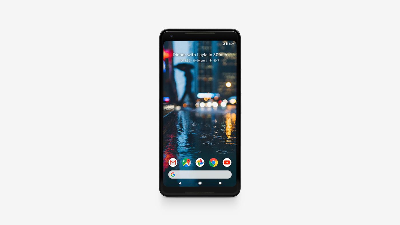 Google G011C Pixel 2 XL 64GB Verizon LTE Black