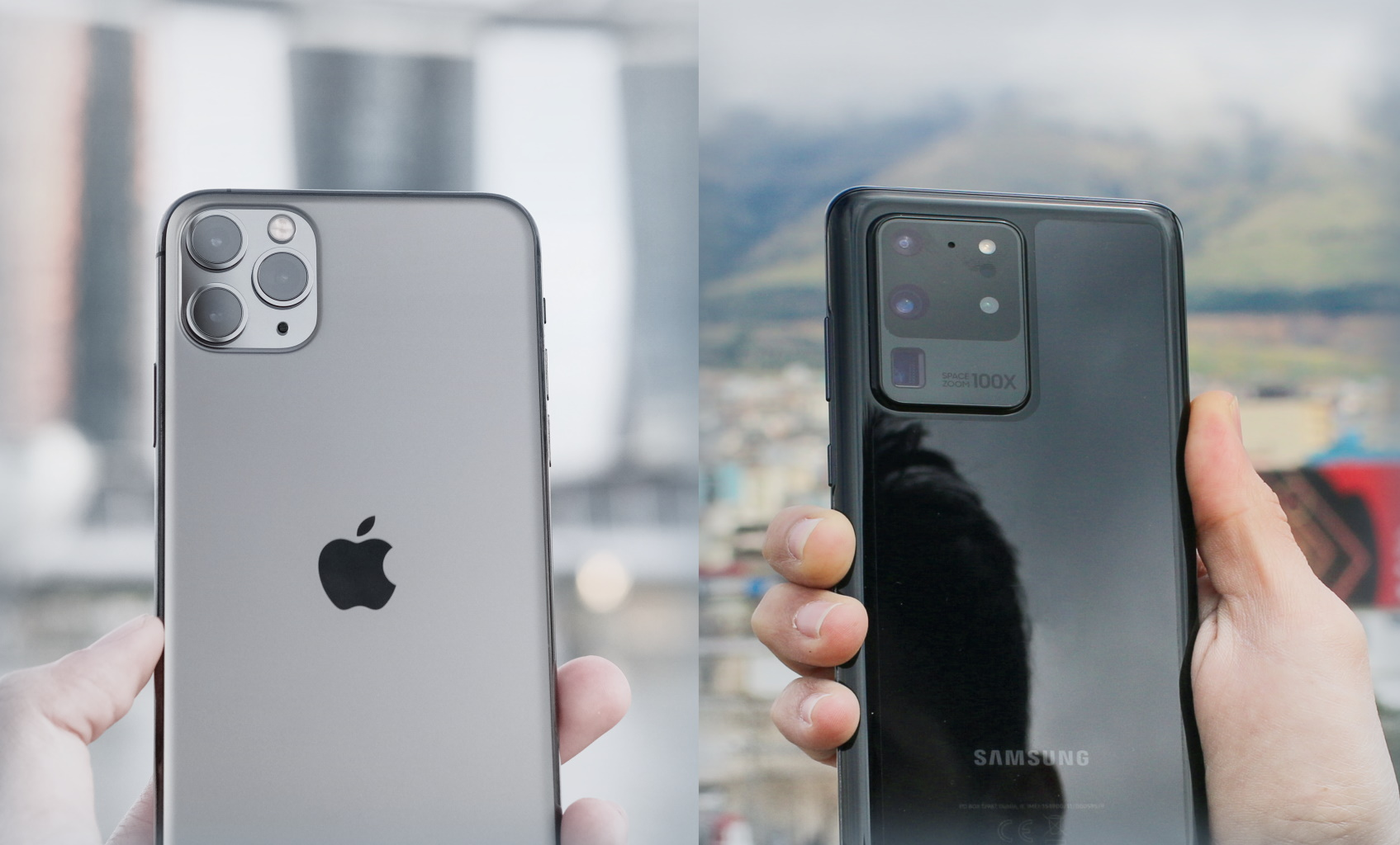 Galaxy S20 Ultra vs. iPhone 11 Pro camera comparison: Which phone is best?